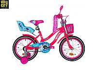 """Велосипед 16"""" Formula Flower PREMIUM"""