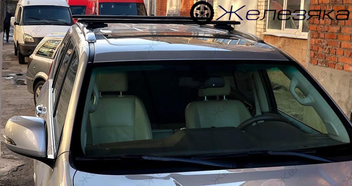 Багажник на крышу Lexus GX460 2009