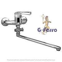 Смеситель для ванной G-FERRO HANSBERG 006