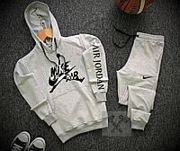 Спортивный костюм Nike Air серый