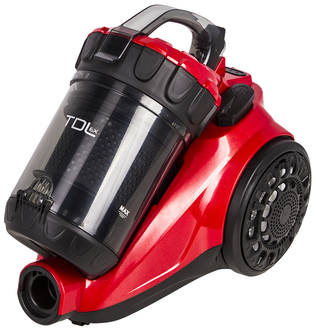 Пылесос TDLex GT-E816 red