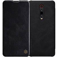 Защитный  чехол  Nillkin  Qin leather case для Xiaomi Redmi K20, Redmi K20 Pro, Mi 9T, Mi 9T Pro, фото 1