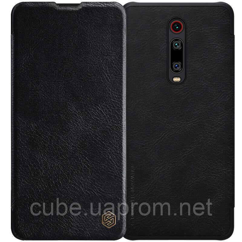 Защитный  чехол  Nillkin  Qin leather case для Xiaomi Redmi K20, Redmi K20 Pro, Mi 9T, Mi 9T Pro