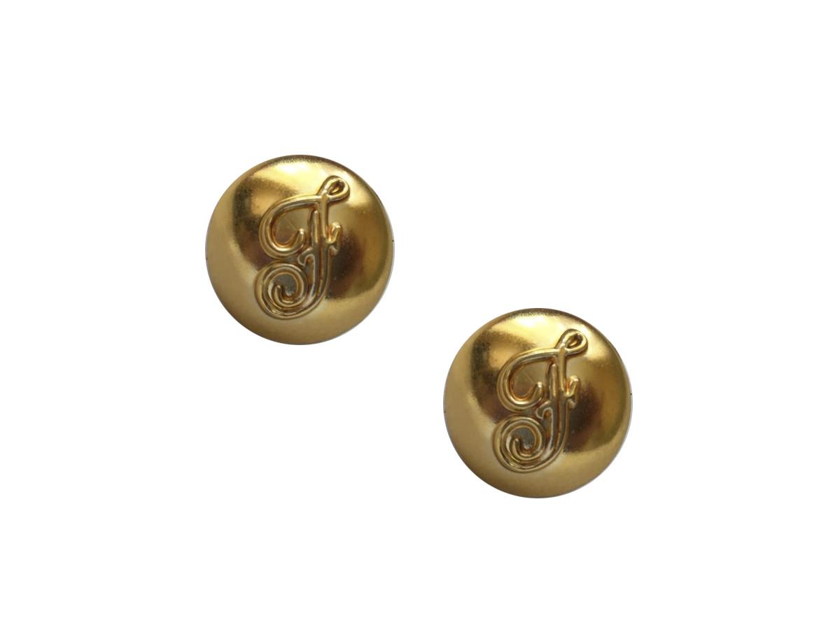 Пуговицы ПА - 678 д-р 17мм золото
