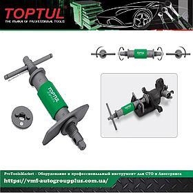Приспособление для разведения тормозных цилиндров (правая и левая резьба)  TOPTUL JGAR0402