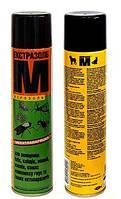 Спрей Экстразоль М, 300 мл - от мух, комаров и других летающих и нелетающих насекомых, 300 мл