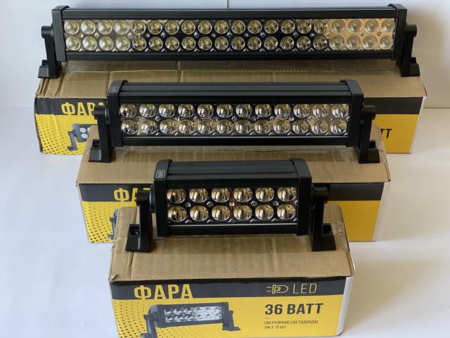LED панелі
