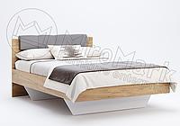 Кровать Рамона140х200 мягкая спинка без каркаса ТМ Миро Марк