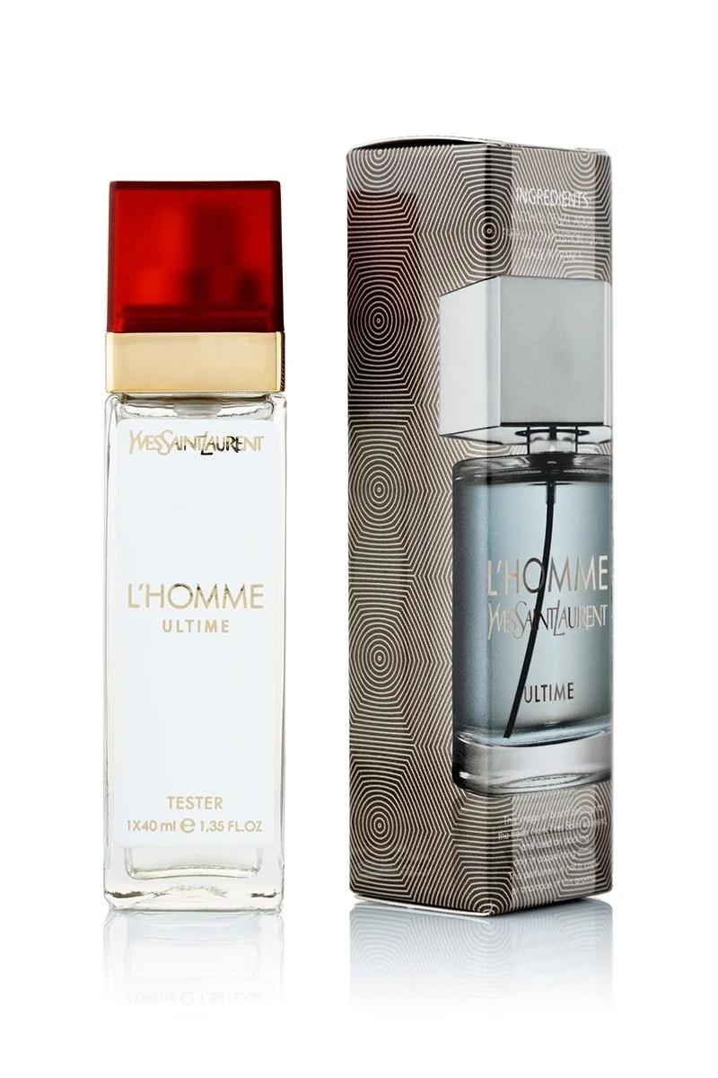Мужской Мини-парфюм Yves Saint Laurent L'Homme Ultime (40 мл)