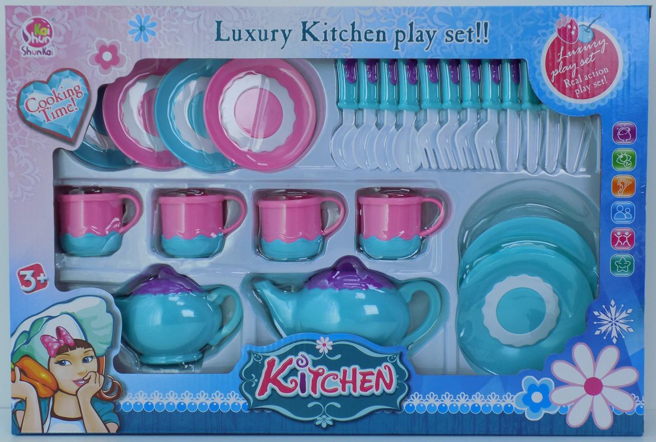 Детский чайный набор