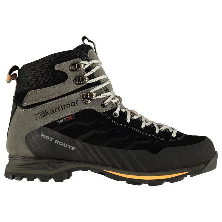Трекинговые ботинки Karrimor Hot Route Mid Mens Walking Boots 30 см по стельке