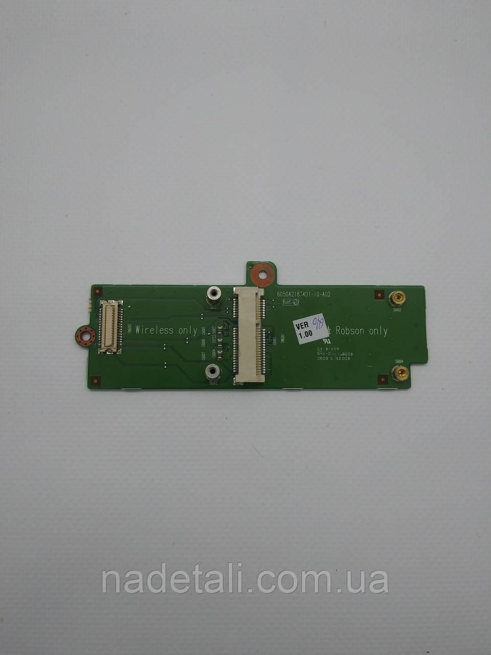 Плата подключения WI-FI Acer Aspire 6920  6050A2187401-10-A02