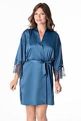 Комплект жіночий халат+сорочка IBIZA. ТМ Komilfo. M