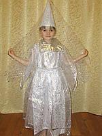 Карнавальный костюм Снежная Королева на прокат