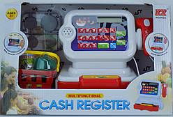 Детский кассовый аппарат для детей Cash register