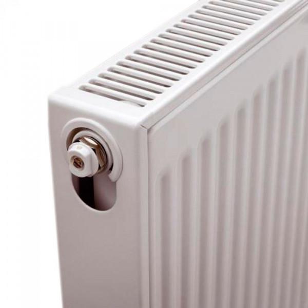Радіатор сталевий панельний тип 33 (низ.пр) 300х1300 KALDE 0333-cpr-301300 2517Вт