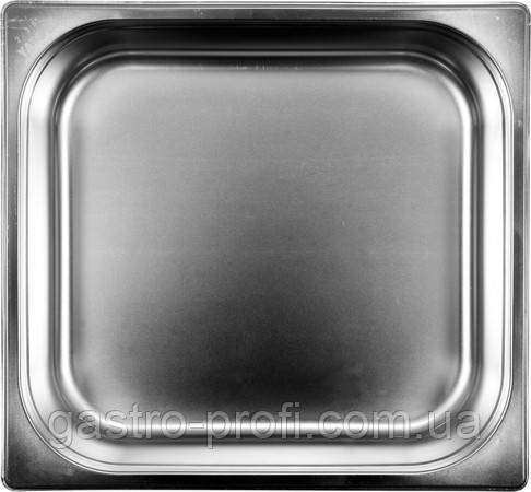 Гастроемкость GN 2/3 20 (354*325*20 мм) 115020 Stalgast, фото 2