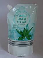 Жидкое крем мыло для рук для чувствительной кожи с экстрактом алоэ Ombia 750ml Германия