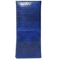 Ключница из кожи морской змеи.EXCLUSIVE SNKH 01 Dark Blue