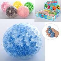 Іграшка MS 2418 антистрес, 12 шт. (6 кольорів) в диспл.