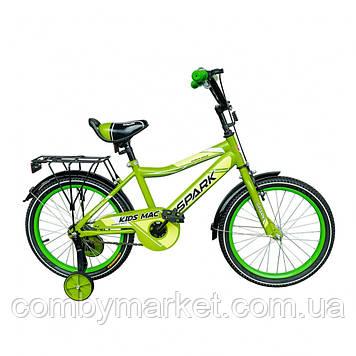 Велосипед SPARK KIDS MAC сталь TV1401-001, Безкоштовна Доставка