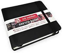 Блокнот для зарисовок Sketch book 80 л, 12*12 (140 гр) Art Creation 9314004M