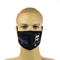 """Многоразовая маска на лицо """"Fendi"""", фото 1"""