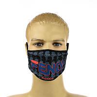 """Многоразовая маска на лицо """"Fendi"""""""