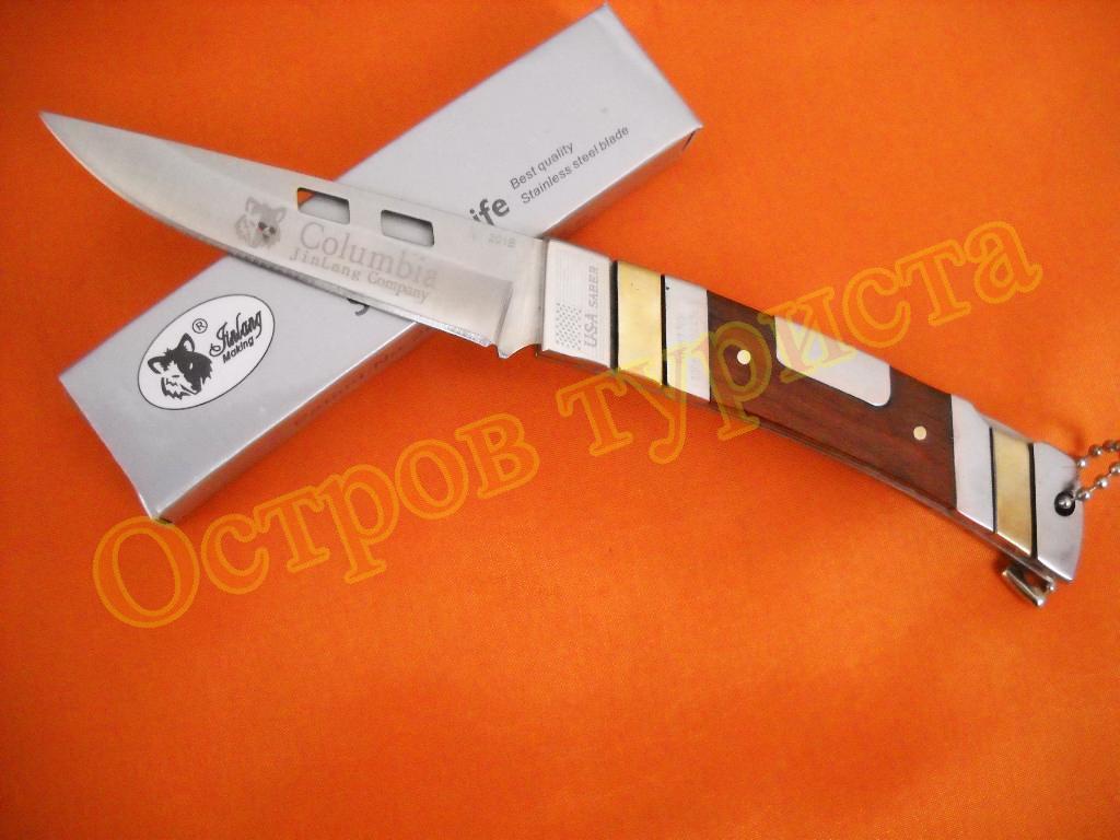 Нож складной Columbia 201B