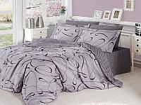 Двухспальный комплект постельного белья,  петля