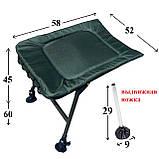 Карповая приставка под ноги для кресла Ranger (Арт. RA 2231), фото 2