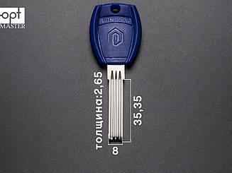 PANDOOR (2) заготовка ключей