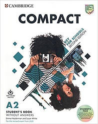 Compact Key for Schools 2nd Edition Student's Pack
