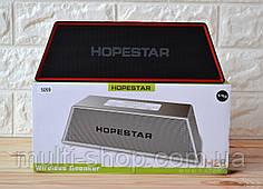 Бездротова блютуз калонка HOPESTAR H 28/ портативна акустика bluetooth Чорний