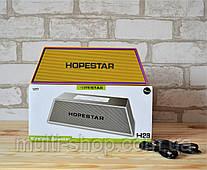 Бездротова блютуз калонка HOPESTAR H 28/ портативна акустика bluetooth Жовтий