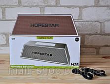 Бездротова блютуз калонка HOPESTAR H 28/ портативна акустика bluetooth Золотий
