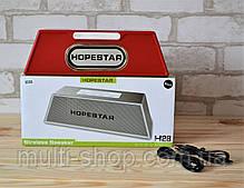 Бездротова блютуз калонка HOPESTAR H 28/ портативна акустика bluetooth Червоний