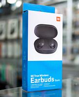 Беспроводные наушники Xiaomi Mi True Wireless Earbuds Basic (Global) глобальная версия -  РЕПЛИКА