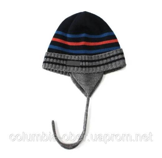 Зимняя шапка для мальчика Nano F17 TU 251. Размеры 2/3х -  7/12.
