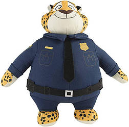 Поліцейський Когтяузер м'яка іграшка Зверополис Zootopia TOMY