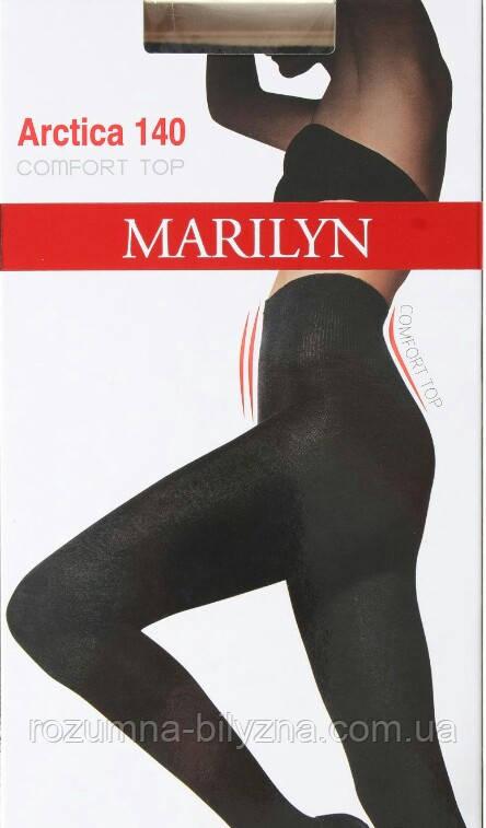 Колготи жіночі ARCTICA чорного кольору 140den TM Marilyn 3. 4. 5