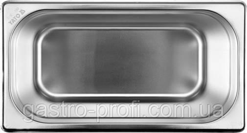 Гастроемкость GN 1/3 200 (325*176*200 мм) Stalgast 113200, фото 2