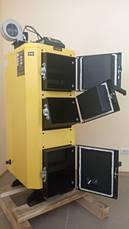 Твердотопливный котел KRONAS UNIC 30 кВт, фото 2