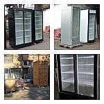 Новое поступление торгового оборудования! Лари, холодильники, горки.