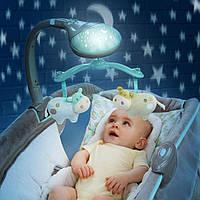 New! Шезлонг Bright Starts Звездное небо 60327