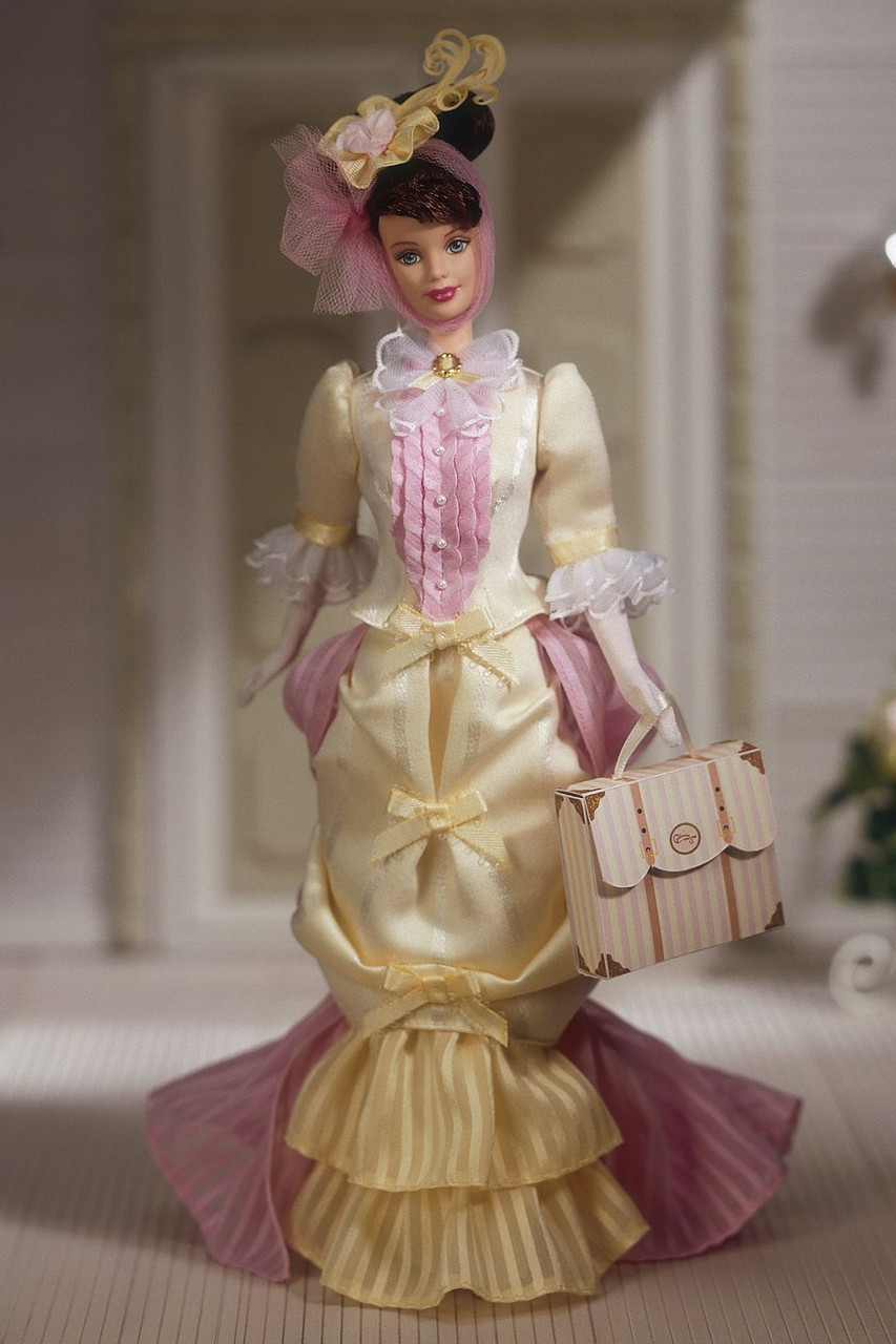 Коллекционная кукла Барби Миссис Персис Фостер