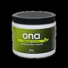 Нейтрализатор запаха Гель ONA Fresh Linen 732 гр