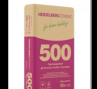 Цемент ПЦ І-500-H Heidelberg 25кг