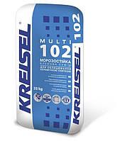 Клей для плитки морозостойкий KREISEL MULTI 102 (Крейзель Мульти 102) 25 кг