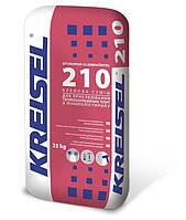 Клеевая смесь для закрепления теплоизоляционных плит из пенополистирола Kreisel 210 Styropor-Klebemortel